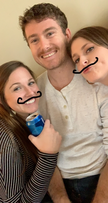 Me and the STACHE partners