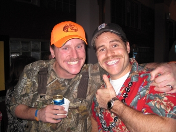 'Stache Bash 2011- Scotty Os and Q....Sweet Staches!