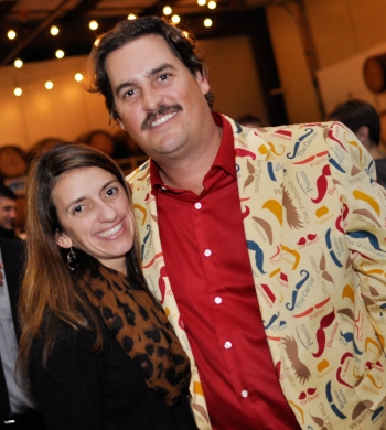 2014 at The 'Stache Bash