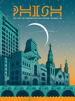 Click for Phish 'Stash' 7.14.13