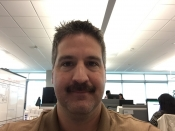 Week 4...Final Week of the Stache Fundraiser.